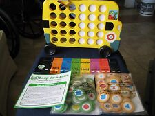 Leap Frog Educational Toy ~Leap-in-a-Line~ School Bus Game 2-4 Players