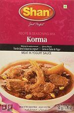 Shan KORMA 50g 5 Pack FREE S&H Best Price on EBAY