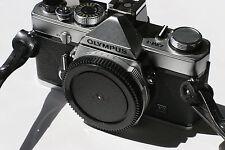 Olympus OM SLR Pinhole Body Cap Lens LOMO Laser Drilled 1 2