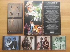 The Who - Thirty Years of Maximum R&B (4 CD Box Set 1994)