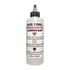 Air Tool Pneumatic Lubricant - 8oz - Translucent and Clear