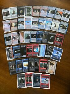 Star Wars CCG 46 card lot - Enhanced Anthology Tournament