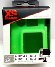 Xsories Silicone Green Cover Compatible with all GoPro
