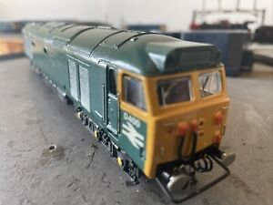 Lima class 50 D400 In BR Blue OO Gauge Boxed
