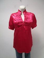 Orsay Bluse Satin  pink Gr.40