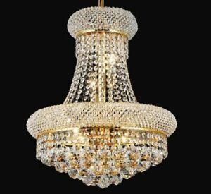 Modern Chandeliers Luxury Crystal Lamp Home Hotel Ceiling Lighting Fixtures Led