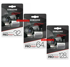 Samsung Pro Endurance 32GB 64GB 128GB Micro SD Card Surveillance DashCam
