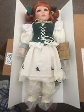 A Connoisseur Collection Doll from Seymour Mann Musical New In Box D-281