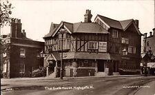 Highgate. The Gate House Tavern # 1629 by E.J.& H.Clarke.
