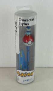 New, Factory Sealed PDP Pokemon Piplup Character Stylus for Nintendo DS