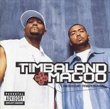 Timbaland & Magoo - Indecent Proposal (CD, 2001)
