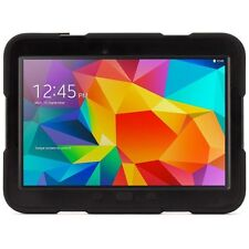 Griffin Extreme All Terrain Case + Stand for Samsung Galaxy Tab 4 (10.1) Black
