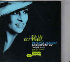 Trijntje Oosterhuis-Do You Know The Way To San Jose cd single