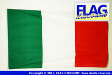 DRAPEAU ITALIE 150x90cm - DRAPEAU ITALIEN 90 x 150 cm Polyester léger - Neuf - H