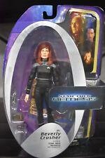 Diamond Select Beverly Crusher Action Figure (Star Trek: Nemesis Variant)