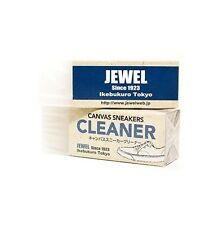 JEWEL CANVAS SNEAKERS SHOES CLEANER RUBBER No water, No brush Sneaker Cleaner