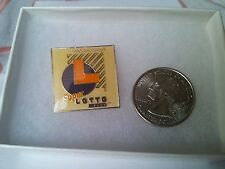 California Lottery Super Lotto Plus Lapel Pin Auction Finds 702