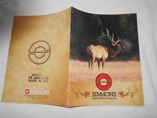 2002 Simmons Optics Catalog-Binoculars-Scopes