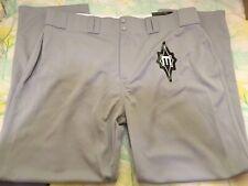 Easton Men's Gray Rival Baseball Pants Size 2XL XXL