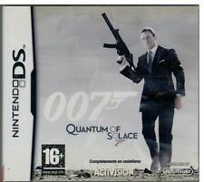 James Bond 007 - Quantum of Solace (Nintendo DS Nuevo)