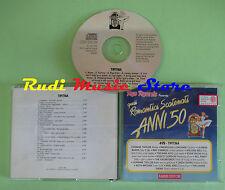 CD ROMANTICI SCATENATI 50 48B TIPITINA compilation 1994 TAYLOR CHARLES (C27*)