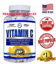 Liposomal Vitamin C 1000mg 200 Tablets Hi-Tech Pharmaceuticals USA MADE SHIPPED