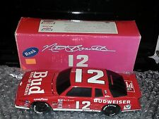 Neil Bonnett #12 BUDWEISER 1986 AEROCOUPE RCCA 1/24 Diecast NASCAR Winston Cup.
