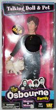 Sharon Osbourne e PET da collezione doll