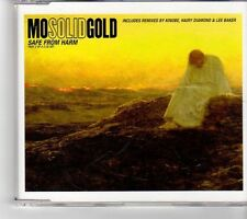 (FK721) Mo Solid Gold, Safe From Harm (CD 2) - 2001 CD