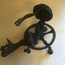 Antique Hand Crank Apple Peeler 1878 by Reading Manufacturing Co.