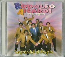 Se Prendio El Fogon  Rodolfo Aicardi Latin Music CD New