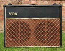 More details for vox ac30 1962 jmi copper panel blue speakers top boost vintage 60s
