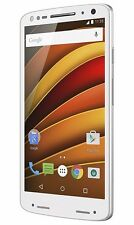 "Motorola Moto X Force XT1580 32GB White (FACTORY UNLOCKED)  5.4"" QHD 21MP"