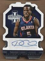 2013-14 Innovation Top Notch Autographs #88 DeMarre Carroll /325 Auto