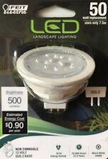 FEIT Electric 7.5-Watt (50-Watt Equivalent) 12-Volt Landscape LED w/ GU5.3 Base