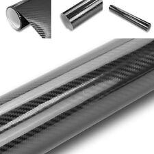 25,96€/m²Autofolie 5 D hochglanz Carbon 50cm x152cm Luftkanäle 3 D Flex