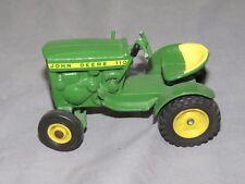Vintage John Deere 110 Lawn Garden 1/16 Toy Tractor Riding Ertl Steering cracke