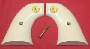 Colt Firearms Single Action Army Ivory Grips SAA