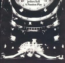 JETHRO TULL - A PASSION PLAY [BONUS TRACKS] [REMASTER] USED - VERY GOOD CD