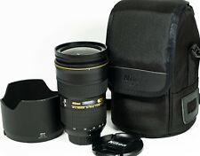 Nikon Nikkor AF G ED 24-70mm f/2.8 IF Lens - Fantastic Condition