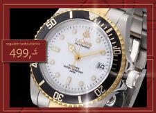"Lobor Automatik reloj Hombre ""manhattan"" PVP 499 € ahora 299 € neu&ovp con factura"