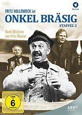 Onkel Bräsig Staffel 2 NEU OVP 2 DVDs