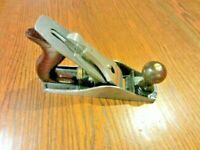VINTAGE STANLEY No 4 SMOOTH PLANE TYPE 19 1948-1961
