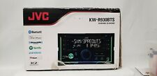JVC KW-R930BTS 2-Din In-Dash Car Stereo CD Player Bluetooth