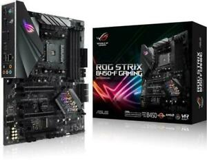 ASUS ROG STRIX B450-F GAMING AM4 Motherboard - Currys