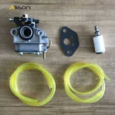 Carburetor & Fuel Line For Craftsman 30CC 4-CYCLE Gas Trimmer Weedwacker 73197