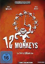 12 MONKEYS (Bruce Willis, Brad Pitt) NEU+OVP