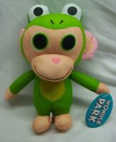 "Wonder Park FROG CHIMPANZOMBIE 10"" Plush STUFFED ANIMAL TOY NEW w/ TAG"