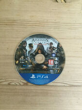 Assassins Creed Syndicate for PS4 *Disc Only*