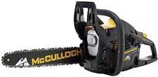 McCULLOCH Kettensäge CS 410 Motorsäge Säge Motorkettensäge Baumschnitt Ausstelle